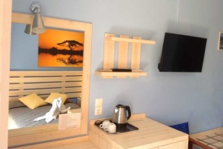 accommodation nostos hotel room