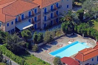 facilities nostos hotel complex