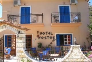 facilities nostos hotel entrance