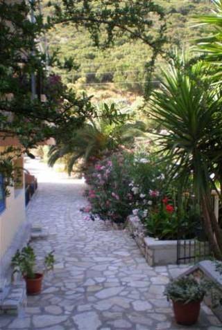 facilities nostos hotel garden view