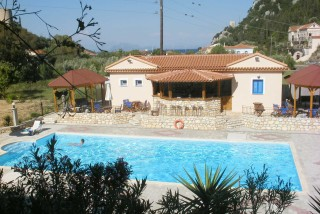 facilities nostos hotel pool