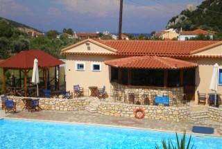 facilities nostos hotel pool bar
