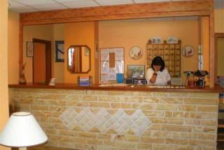 facilities nostos hotel the reception