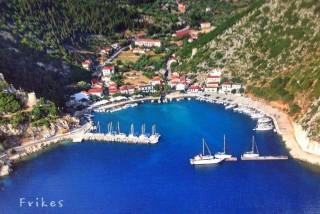 location nostos hotel frikes port